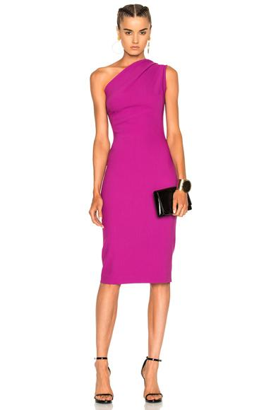 Haney For Fwrd Mila Dress In Pink