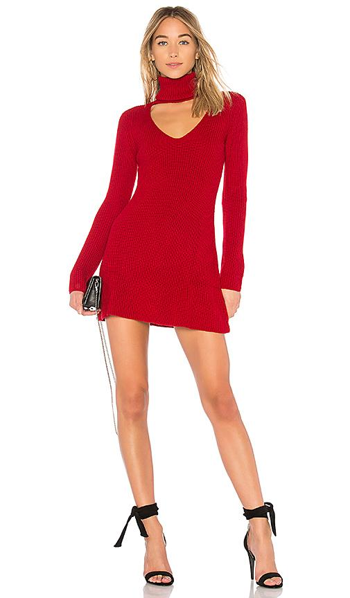 Lpa Dress 589 In Red
