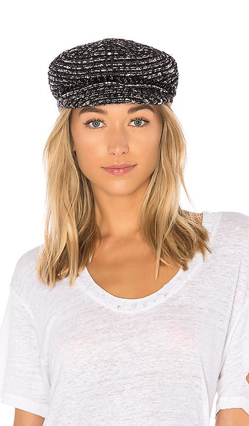 Eugenia Kim Marina Hat In Black