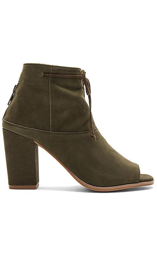 Seychelles Triple Threat Bootie In Olive