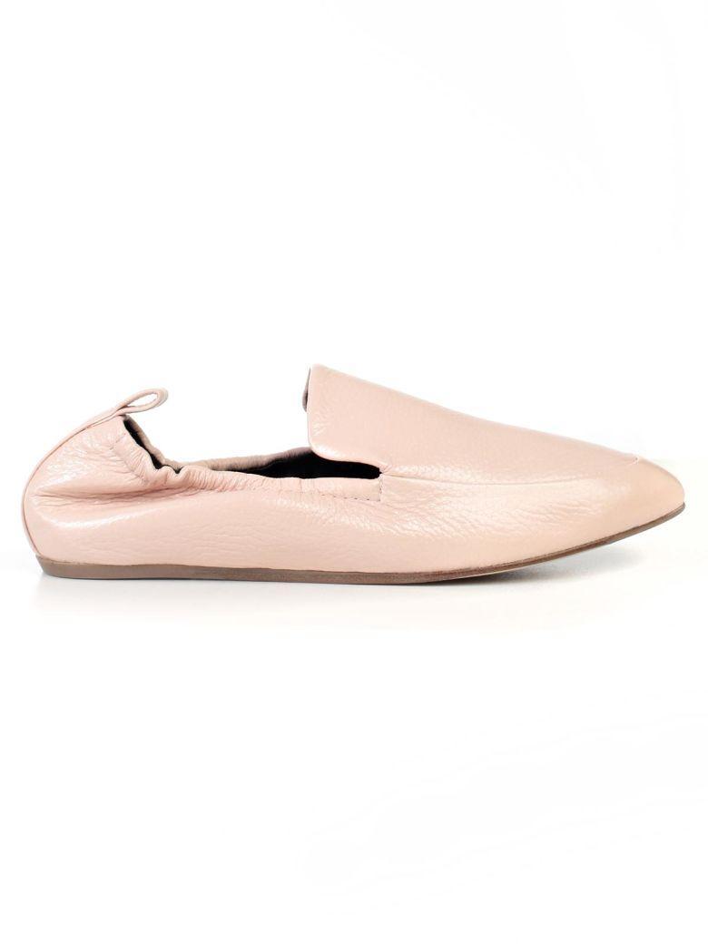 Lanvin Flat Shoes In Pink & Purple