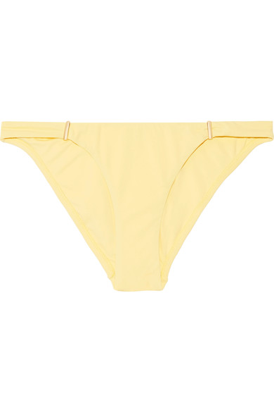 Melissa Odabash Martinique Embellished Bikini Briefs