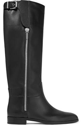 Sergio Rossi Woman Nappa Leather Knee Boots Black