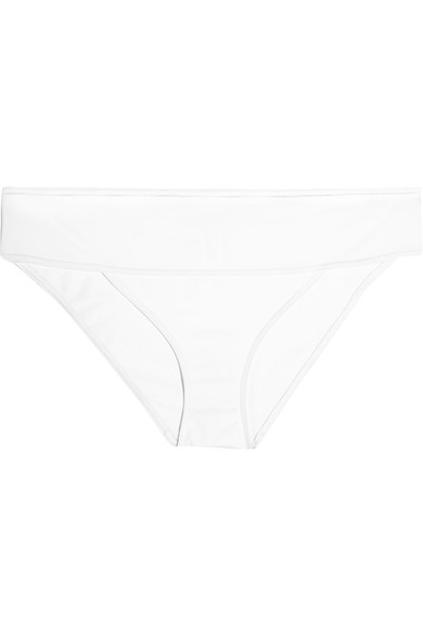 Eres Les Essentiels Pactole Bikini Briefs In White
