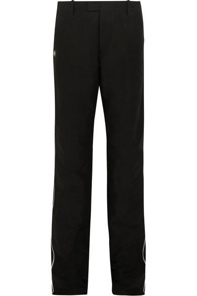 Balenciaga Canvas Straight-Leg Pants