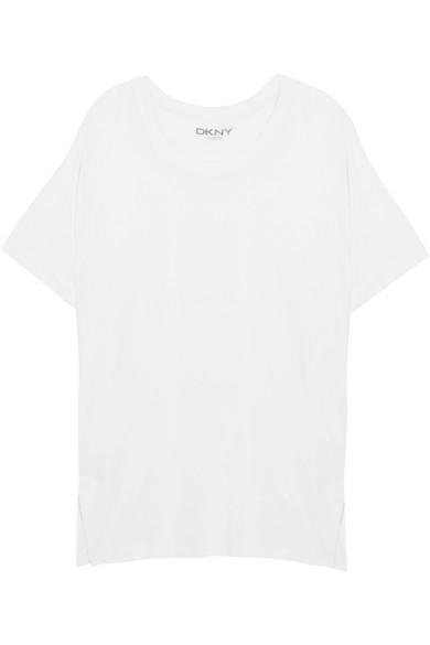 Dkny Stretch-Micro Modal T-Shirt