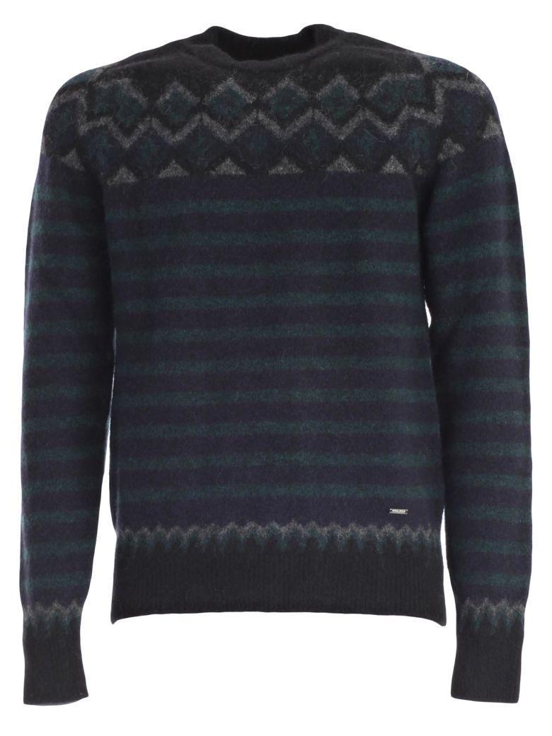 Woolrich Sweater In Blue