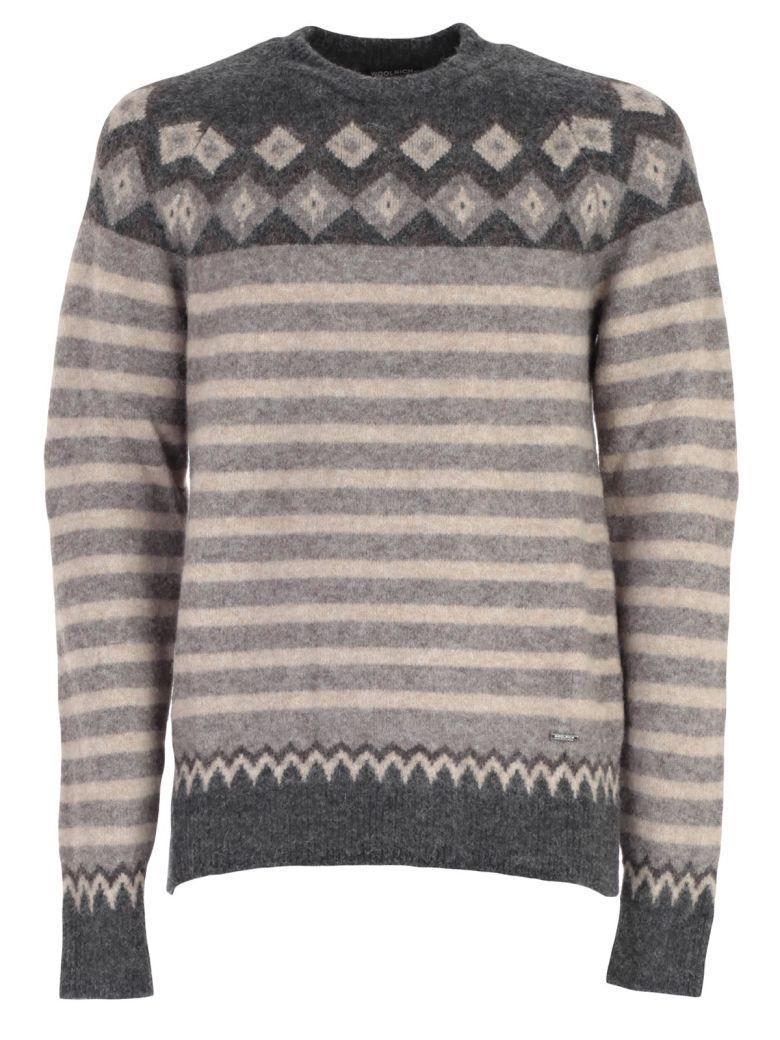 Woolrich Sweater In Brown