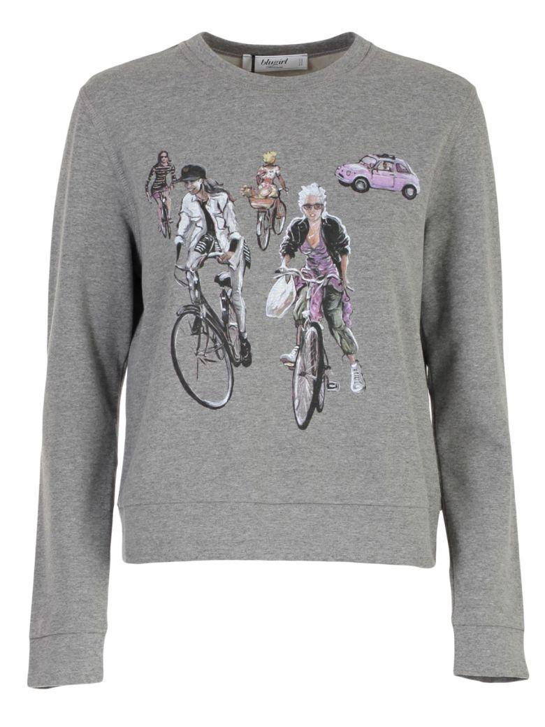 Blugirl Fleece In Grey