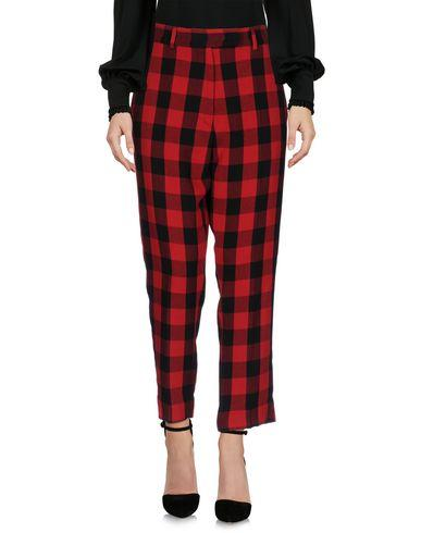 Just Cavalli Casual Pants In Red