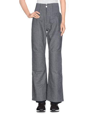 Ea7 Flared Pant In Grey