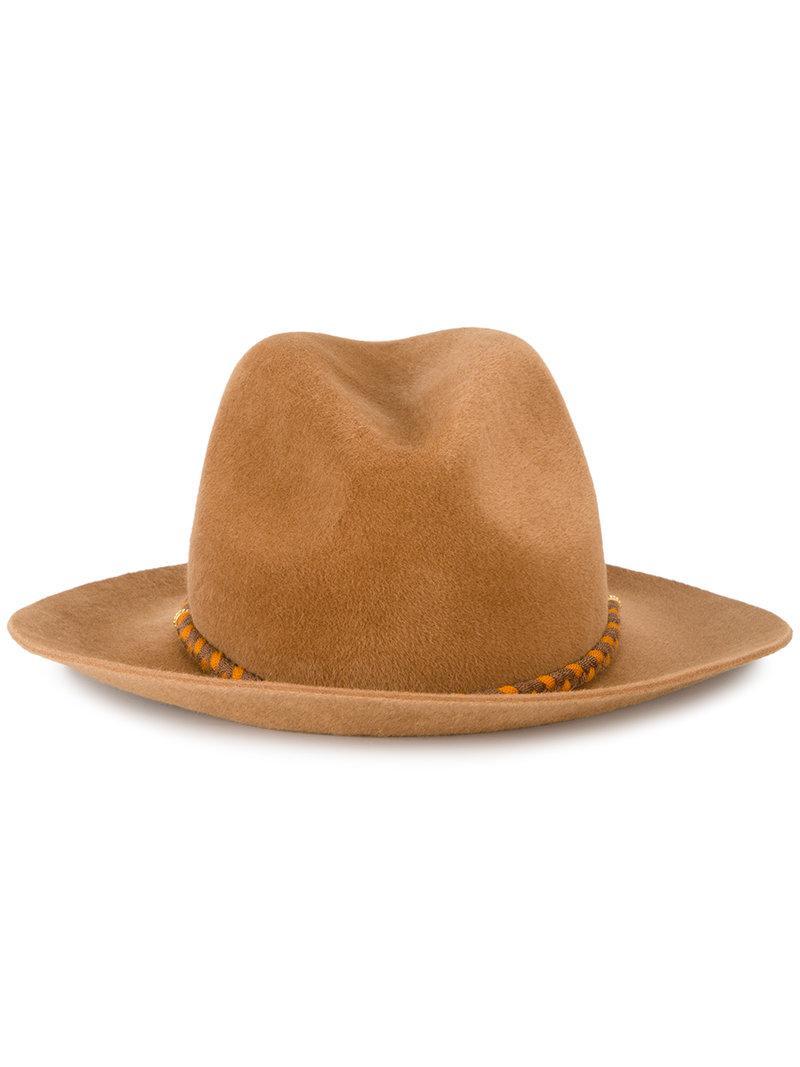 Yosuzi Lexa Hat In Brown
