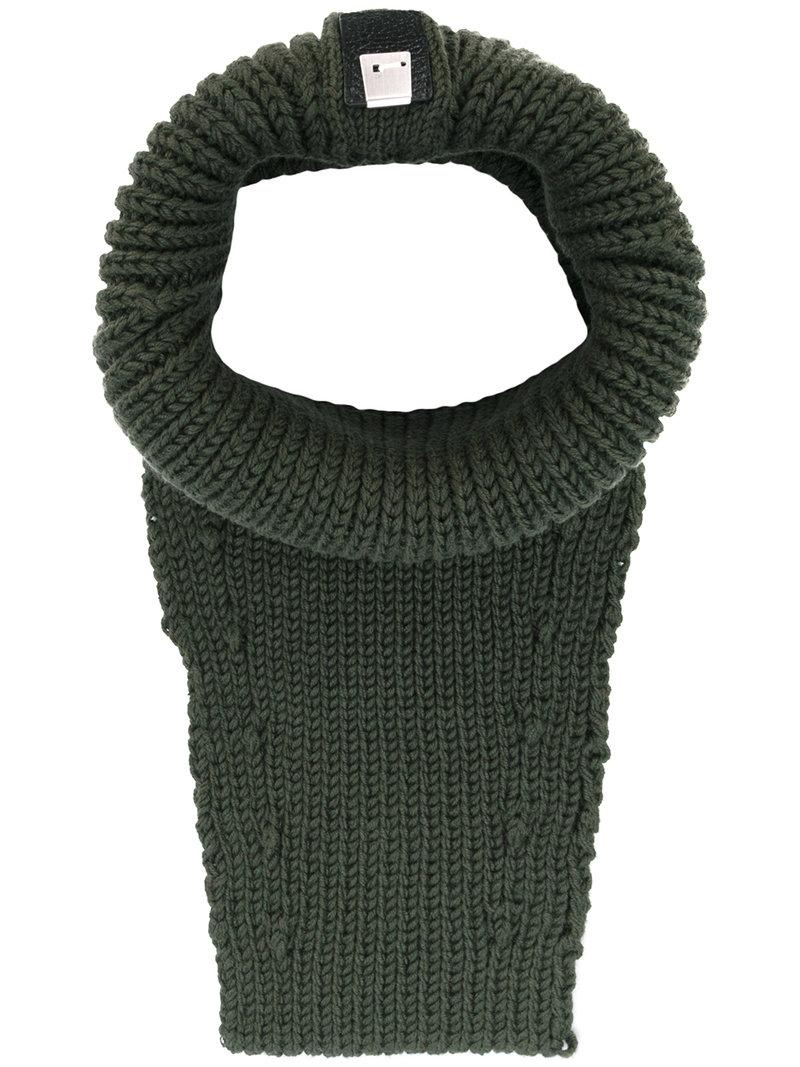 Alyx Pull-Over Knitted Scarf