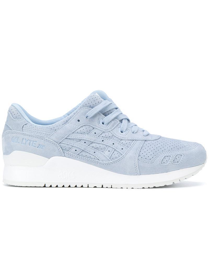 Asics Gel-Lyte Iii Sneakers In Blue Hl7X2 3939 - Blue