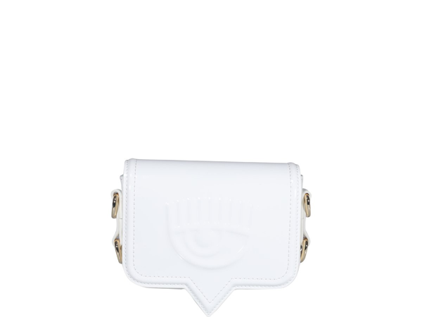 Chiara Ferragni Shoulder Bag  Women Color White