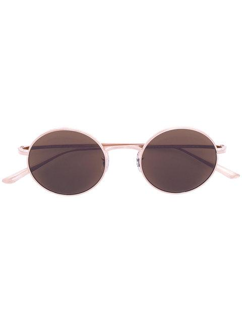 Oliver Peoples After Midnight Sunglasses In Metallic