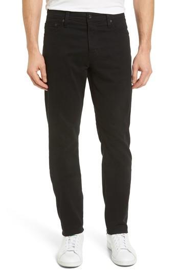 5cfd3145d0ede Ag Everett Sud Slim Straight Fit Pants In Super Black