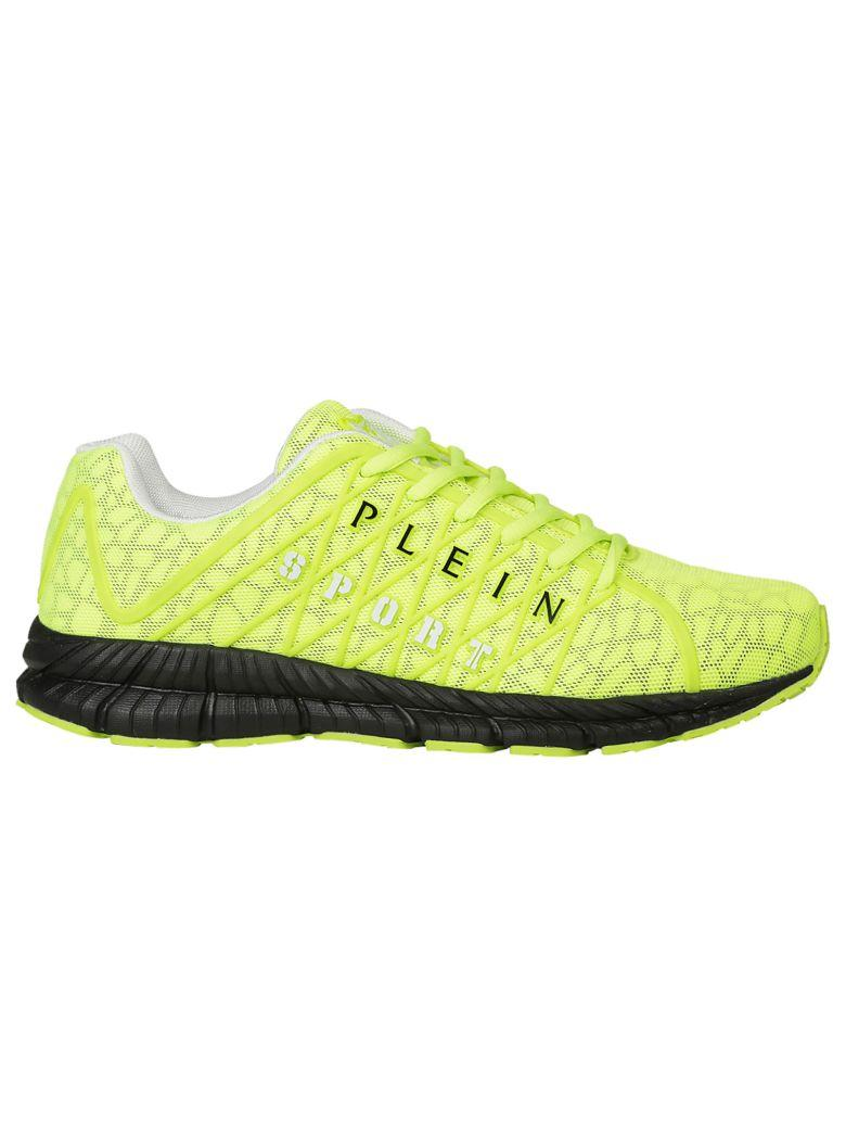 893f1ebc2dc Philipp Plein Sport Shoes Runner Edward In Yellow | ModeSens