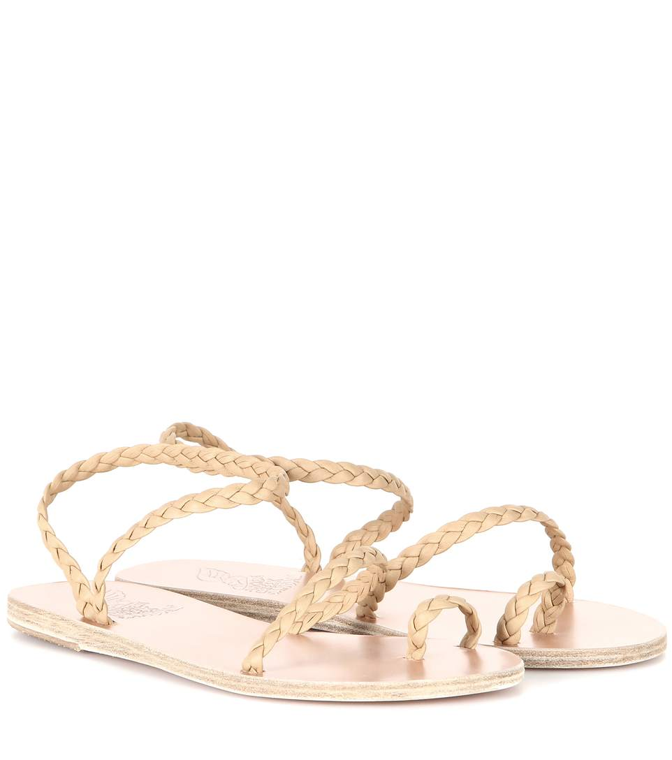 Ancient Greek Sandals Eleftheria Leather Sandals In