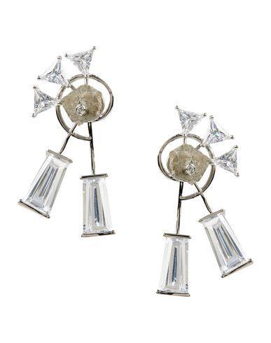 Eddie Borgo Earrings In Silver