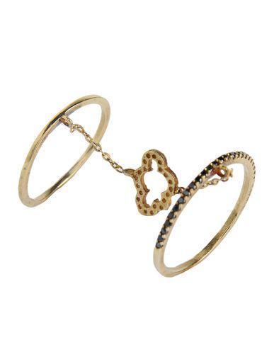 Aamaya By Priyanka Ring In Gold