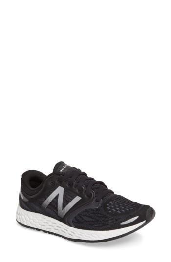 New Balance Zante V3 Running Shoe In Black