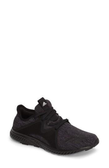 Adidas Originals Edge Lux 2.0 Running Shoe In Utility Black/ Core Black