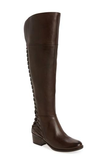 c179f83d199 Vince Camuto Bolina Over The Knee Boot In Carob