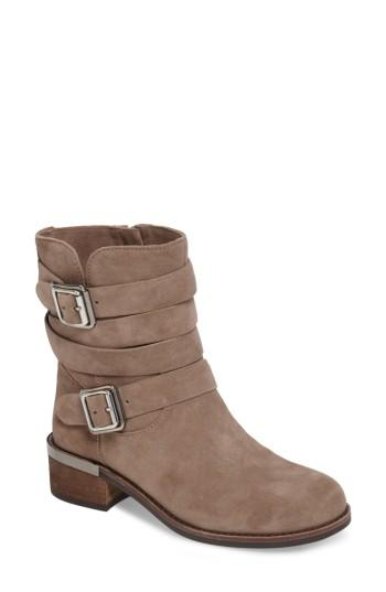 Vince Camuto Webey Boot In Foxy Suede