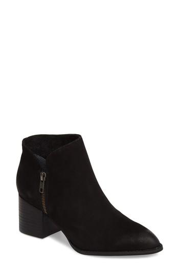 Seychelles Chaparral Bootie In Black Leather