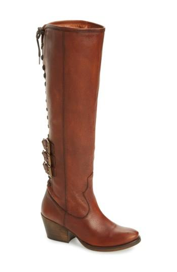 Matisse Tangier Boot In Brown Leather