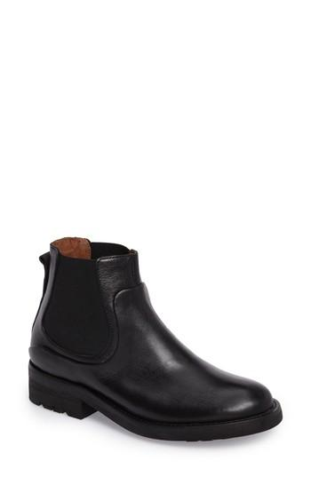 H By Hudson Hudson London Carter Chelsea Bootie In Black