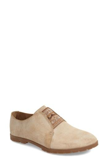 Woolrich 'left Lane' Flat In Teak Suede