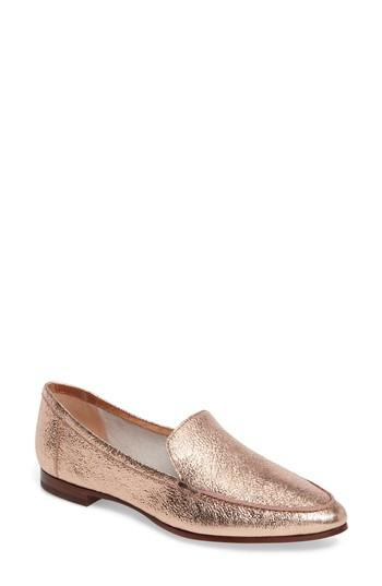 74e2ddeac9be Kate Spade Women S New York  Carima  Loafer Flat In Rose Gold