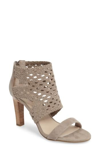Seychelles Turn Things Around Sandal In Taupe Suede