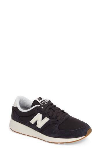 New Balance 420 Sneaker In Phantom