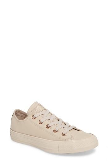 Converse Chuck Taylor All Star Low Sneaker In Sand Dollar