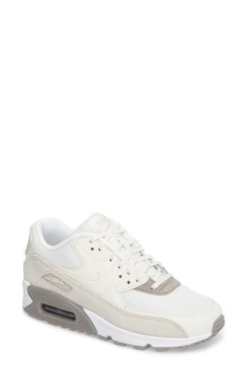 Nike Women's Air Max 90 Casual Shoes, Black