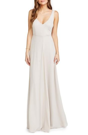 Show Me Your Mumu Jen Maxi Gown In Show Me The Ring