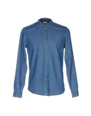 Closed Denim Shirt In Blue