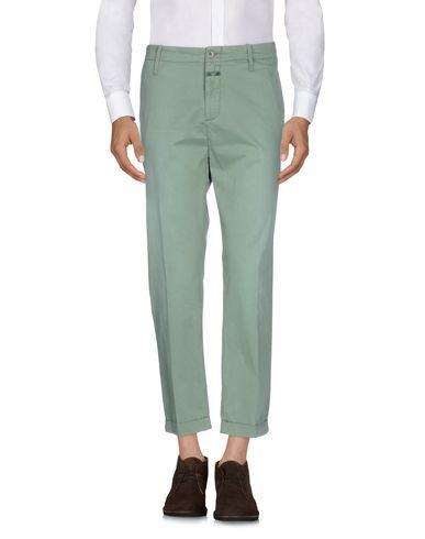 Closed Casual Pants In Light Green