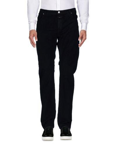 Closed Casual Pants In Black
