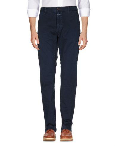Closed Casual Pants In Blue