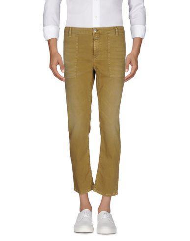 Closed Denim Pants In Ocher