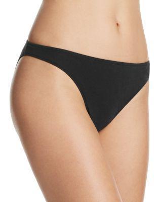Only Hearts Organic Cotton Badass Bikini In Black
