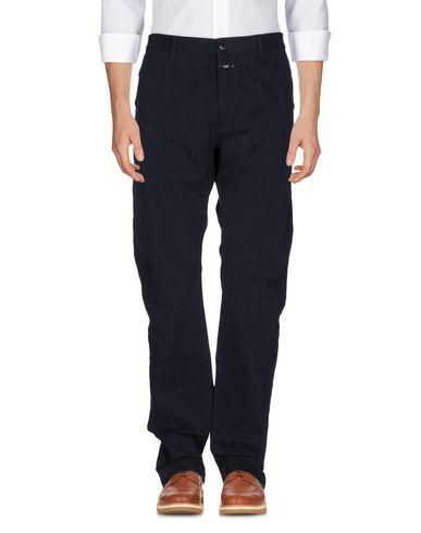Closed Casual Pants In Dark Blue