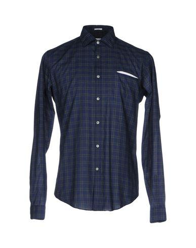 Robert Friedman Checked Shirt In Dark Blue