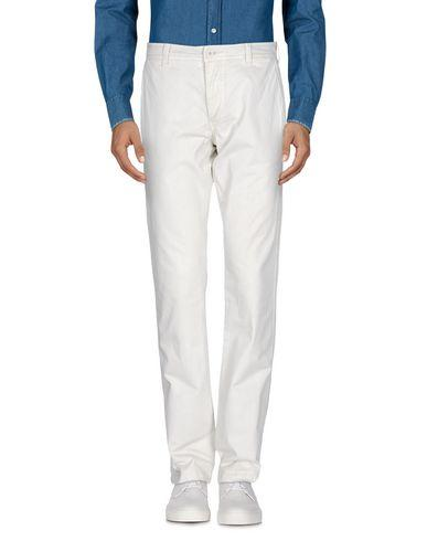 Woolrich Casual Pants In Ivory