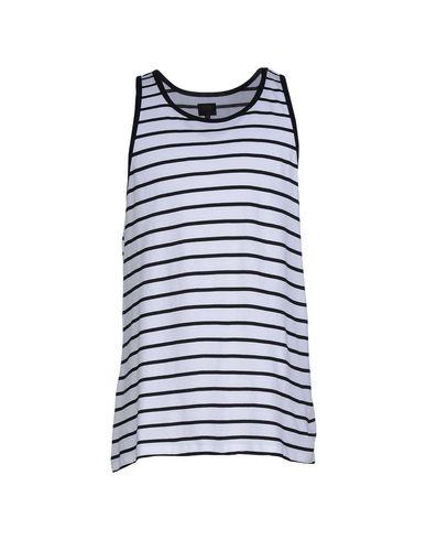 Obey Tank Tops In White