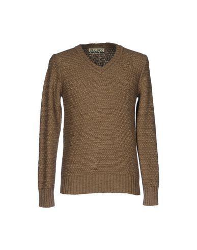 Closed Sweater In Khaki